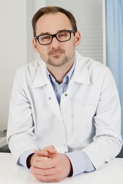 lek. Jakub Kasprzak