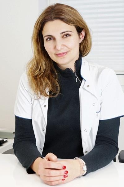 dr n. med. Małgorzata Harasymczuk